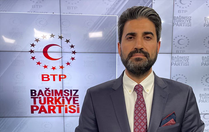 """BTP'den Erdoğan'a """"Hamdolsun Gündeme Gelmedi"""" Tepkisi"""